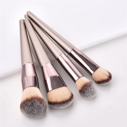 set de 10 pinceaux de maquillage