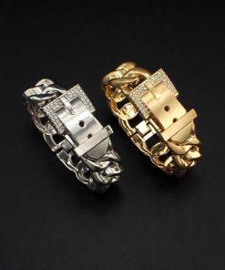 Bracelets strass bijoux pour femme