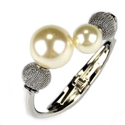 Bracelet de perles charmant pour femme